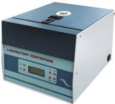 LAB.CENTRIFUGE MEDIUM - HIGH SPEED