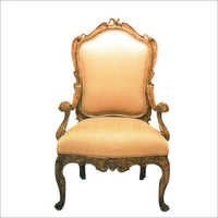 Wooden Wedding Chair