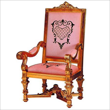 Wooden Maharaja Chair
