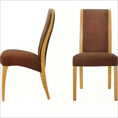 Wooden Armless Dining Chair