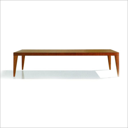 Rectangular Wooden Table