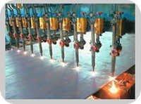 CNC Multihead Cutting Machine