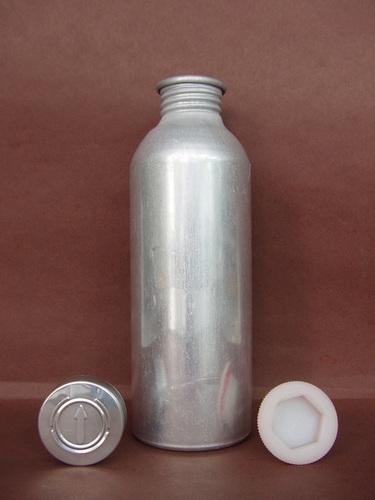 250ML Aluminum Dome Bottles