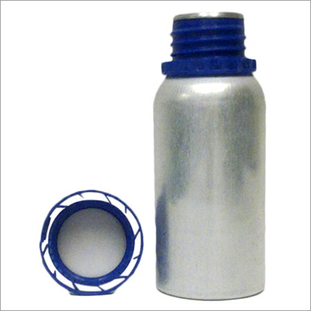 Aluminium Bottle With Compresed Wad