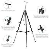 Opera Telescopic Foldable Art Easel Stand ET-01
