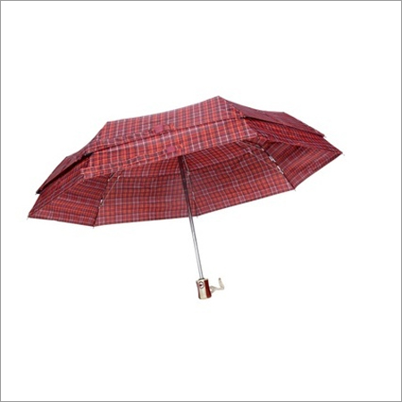 Three Fold Auto Open Umbrella