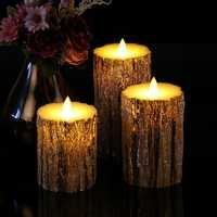 Vinkor Flameless Candles LED Candles Flickering Flameless