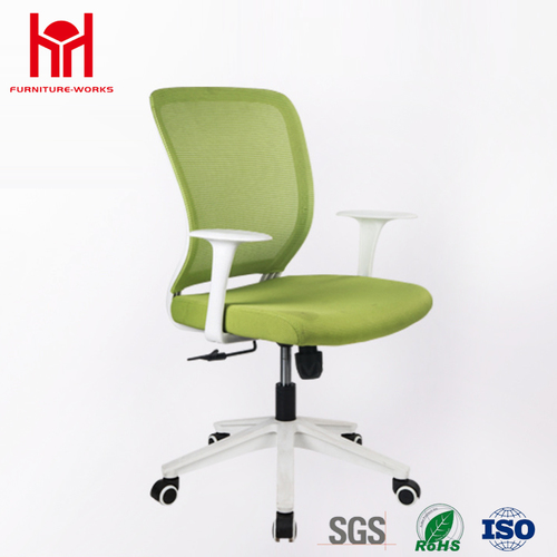 Green Good quality mesh computer office chair for office desk chair
