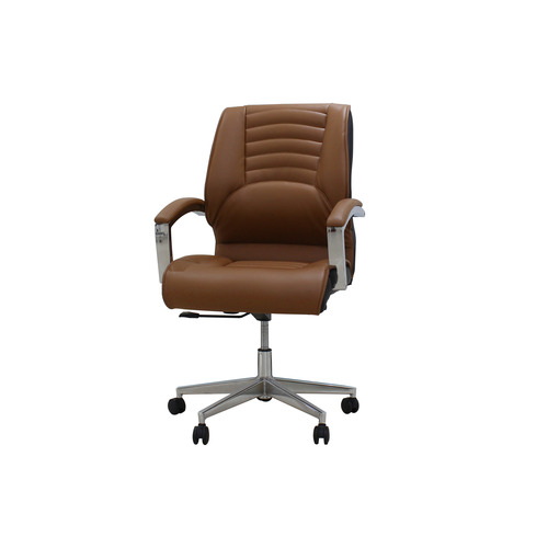 Ergonomic reclining office leather chair for sale