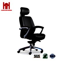Newest design modern metal frame swivel leathe office chair