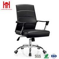 2017 mordern Middle High Back Good Quality Leather Chair