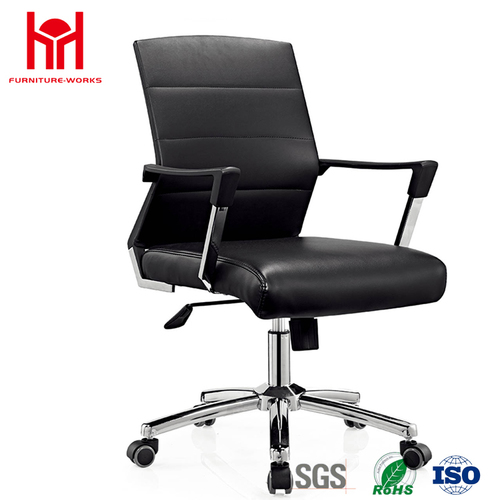 New style Middle High Back Good Quality Leather Chair