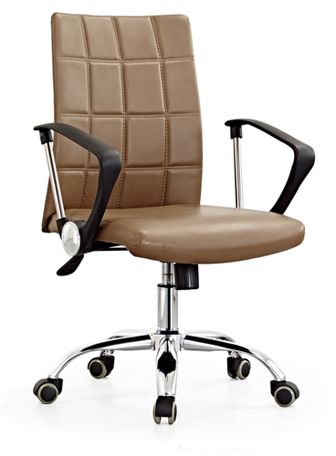 Ergonomic PU Leather High Back Office Chair