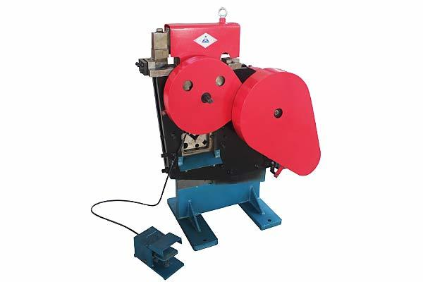 Metal Punching and Shearing Machine