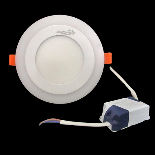 3+3  - 6W+3W Color Panel Light