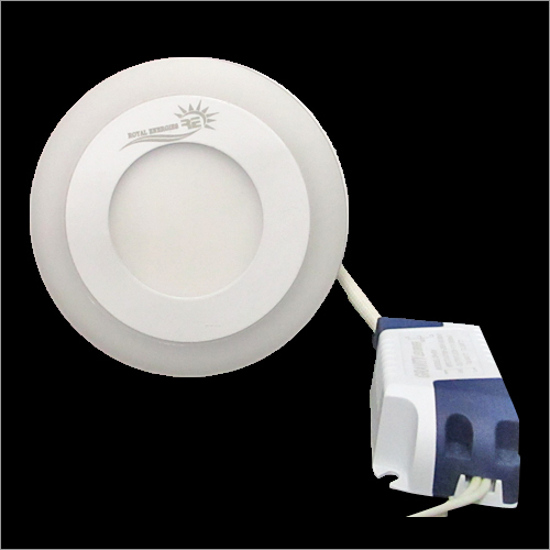 3+3 - 3W+3W1 Color Panel Light White+Blue