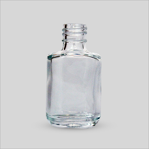 Oval Foundation Bottle