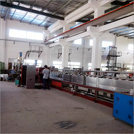 EPE Foam Sheet Grooving Machine