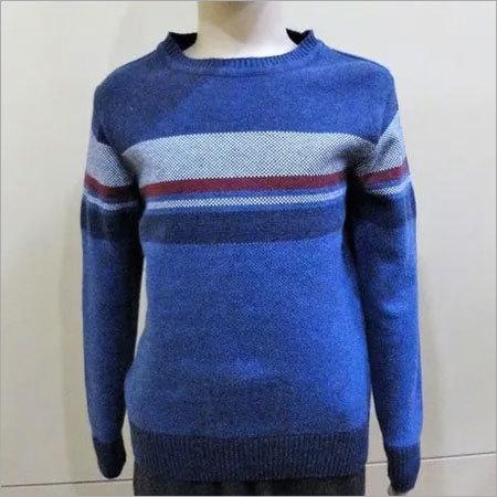 Boy Kid Round Neck Pullover