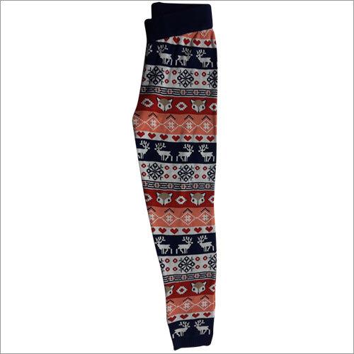 Girls Knitted Leggings