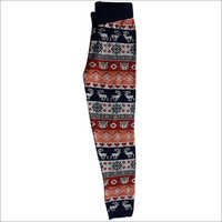 Girls Knitted Leggings