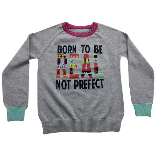 Kids Designer Sweater