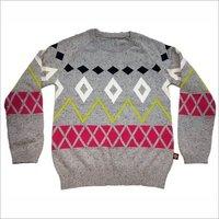 Kids Round Neck Pullover