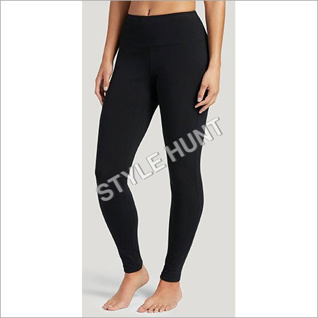Sports Leggings (Polyester + Lycra Fabric)