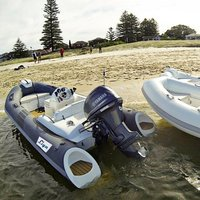Liya 11ft/3.3m Rib Inflatable Boat