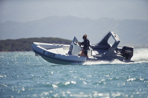 Liya 22ft Inflatable Boat With Outboard Motors speed rib boats tourist work boat for sale