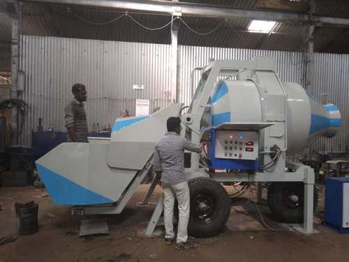 Bag Mixer Machine Bed Type