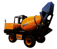 Self Loading Mobile Mixer