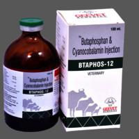 Butaphosphan Cyanocobalamin Injection