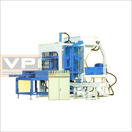 Multi Function Concrete Block Flyash Machine