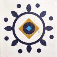 Pringting on Decorative Designer Bathroom Tiles
