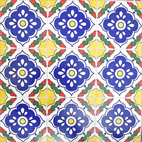 Ceramic Mexican Tile