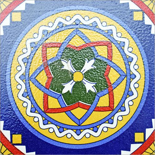 Colorful Designer Mexican Tile
