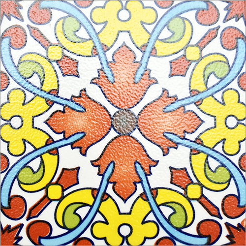 Handcrafted Designer Mexican Tile