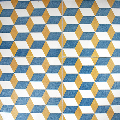 Printing On Mosaic Designer Tiles
