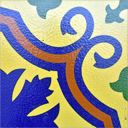 Pringting on Ceramic Designer Turkish Tiles