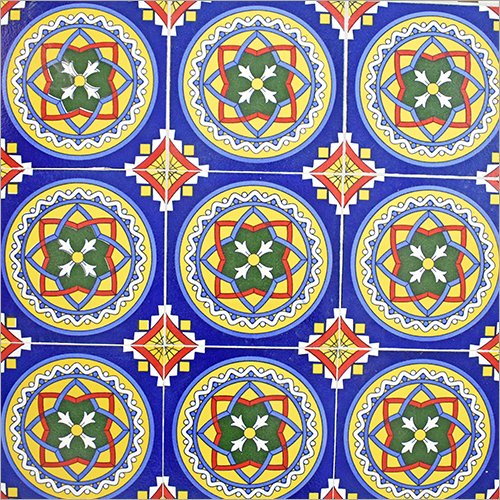 Pringting on Turkish Designer Tiles