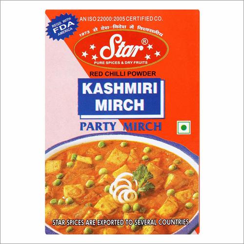 Kashmiri Mirch