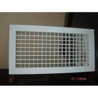 M.S Double Louver Air Grill