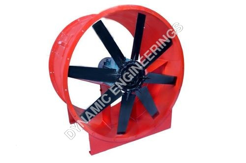 Fire Rated Direct Drive Axial Fan