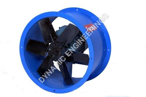Short Casing Direct Drive Axial Fan
