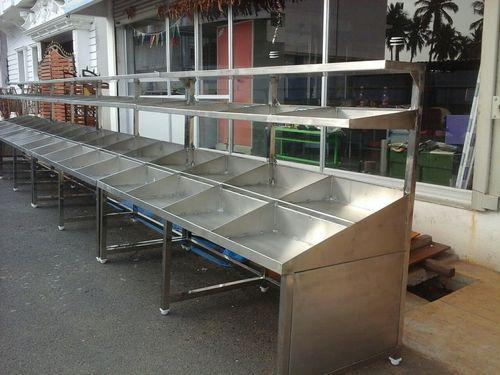 Supermarket Fruit Stand Rack