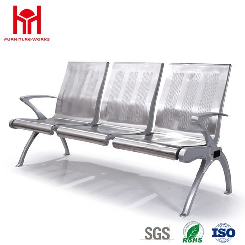 Contemporary Cheap Steel Waiting Chair for Public Area