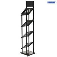 MT-12 Literature Rack & Magazine Display Stand