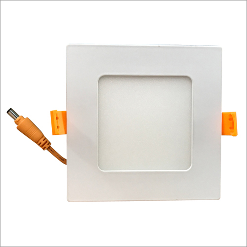 6W Slim Square Panel Light