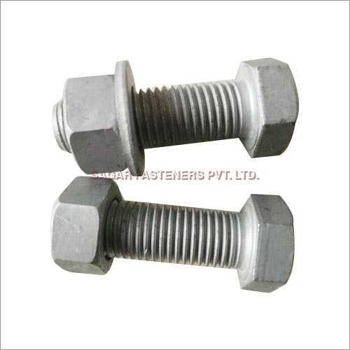 Hot Dip Galvanized Nut And Bolt